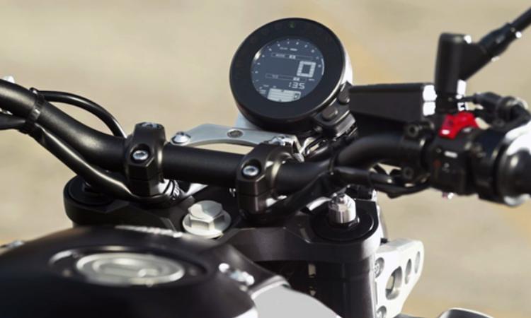 ตัวถัง Yamaha XSR900