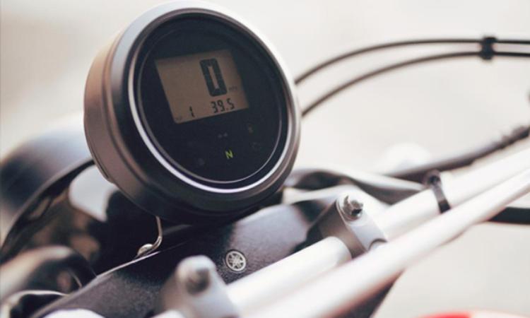 เรือนไมล์ Yamaha SCR950