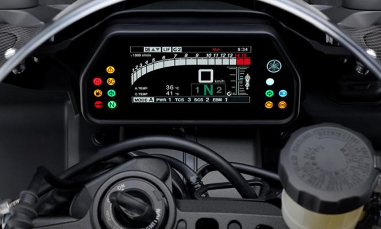 เรือนไมล์ Yamaha YZF-R1M
