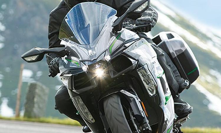 ไฟหน้า Kawasaki Ninja H2 SX SE+
