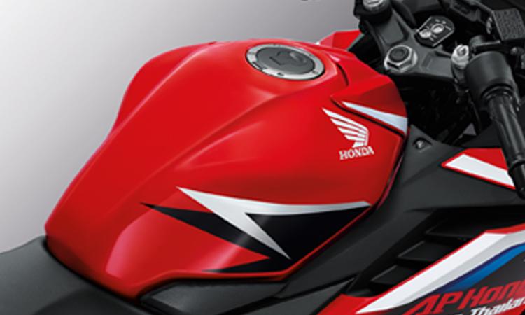 ตัวถัง Honda CBR150R