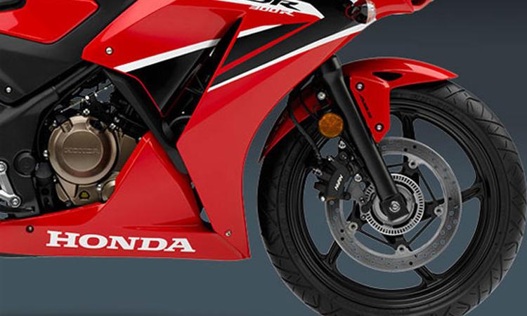 ล้อ Honda CBR300R