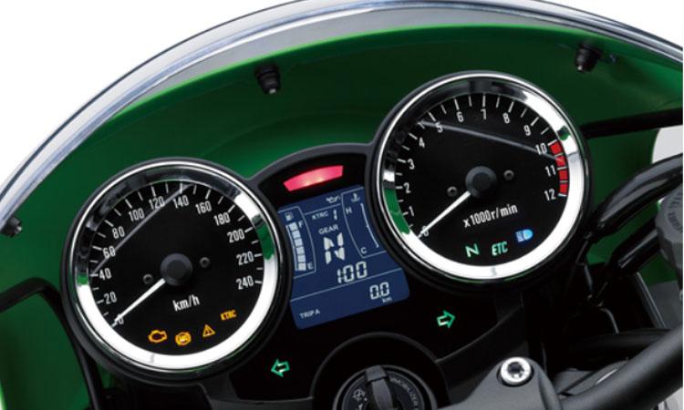 เรือนไมล์ Kawasaki Z900 RS Cafe