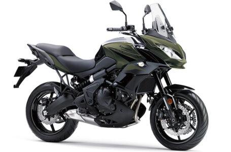 ราคา ตารางผ่อนดาวน์ Kawasaki Versys 650