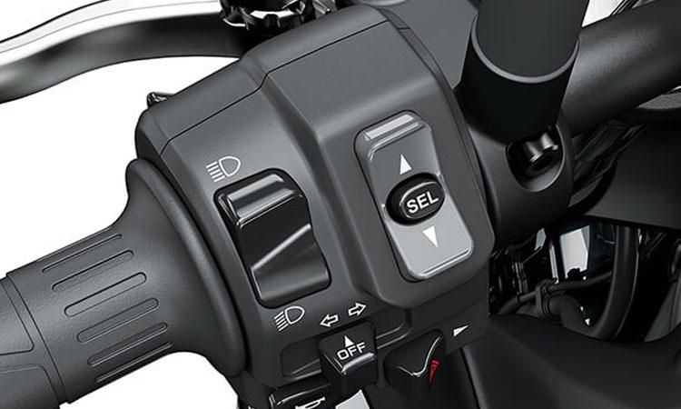 สวิตท์ Kawasaki Z900