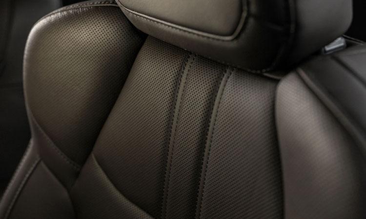การออกแบบเบาะ Mazda BT-50