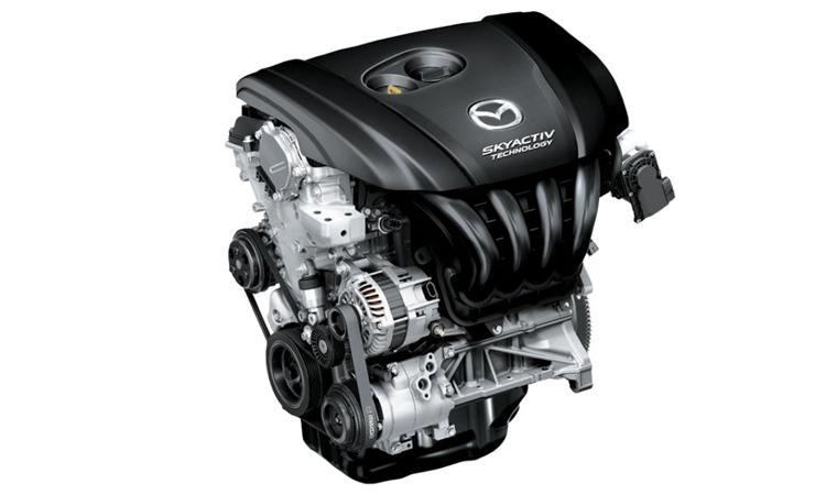เครื่องยนต์ดีเซล 2.2 All-New Mazda CX-8
