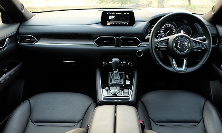 ภายใน All NEW Mazda CX-8