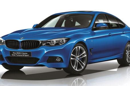ราคา ตารางผ่อนดาวน์ BMW 320d GT Sport