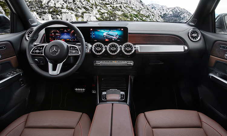 ายใน NEW Mercedes-Benz GLB 200