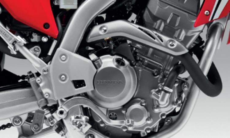 เครื่อง Honda CRF250L