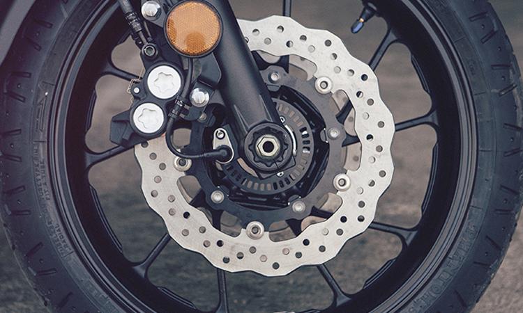ล้อ Yamaha XSR700