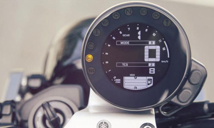 เรือนไมล์ Yamaha XSR900