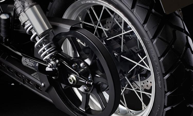 ล้อ Yamaha SCR950