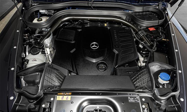 เครื่องยนต์ Mercedes-Benz G 350 d Sport