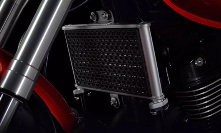 กรองอากาศ GPX Legend 250 Twin