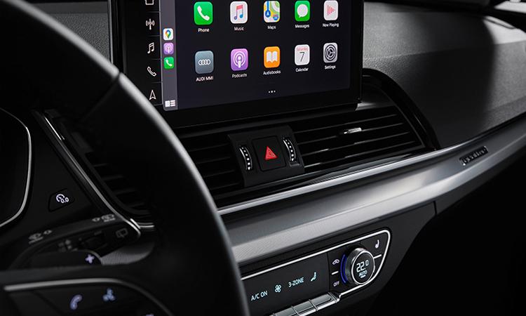 จอกลาง Audi Q5 Minorchange