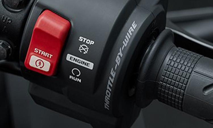 สวิตท์ Honda CBR250RR