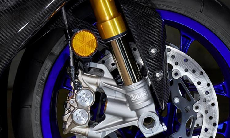 โชคหน้า Yamaha YZF-R1M
