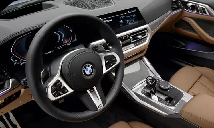 พวงมาลัย BMW Series 4 Coupe 2021
