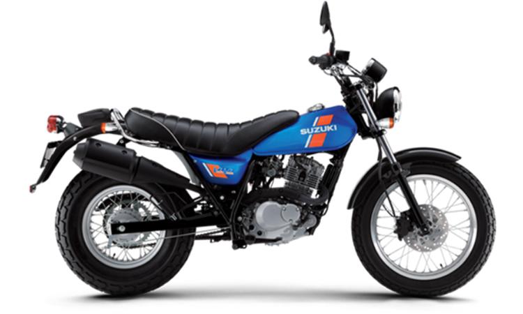 ราคา ตารางผ่อนดาวน์ Suzuki VanVan 200