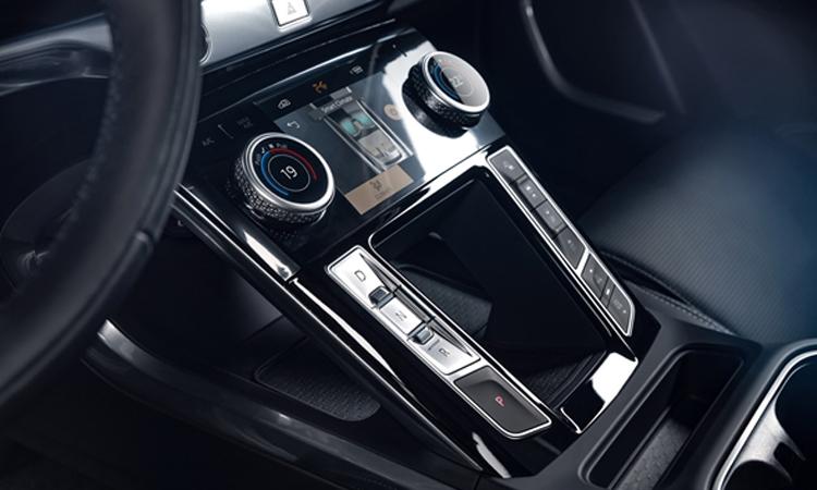 คอนโซน Jaguar I-Pace 2021
