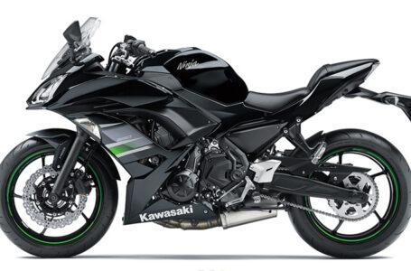 ราคา ตารางผ่อนดาวน์ Kawasaki Ninja 650