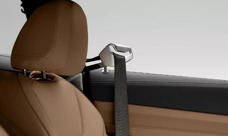 เข็มขัดนิภัย BMW Series 4 Coupe 2021