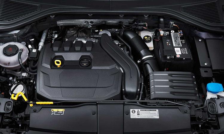 เครื่องยนต์ Volkswagen T-Roc Cabriolet