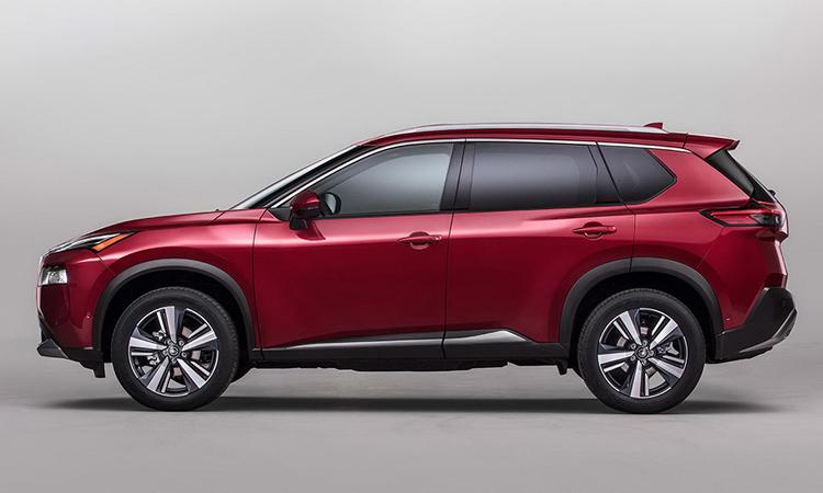 ระบบความปลอดภัย Nissan X-Trail 2021