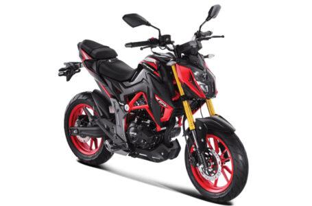 ราคา ตารางผ่อนดาวน์ GPX Demon 150 GN 2020