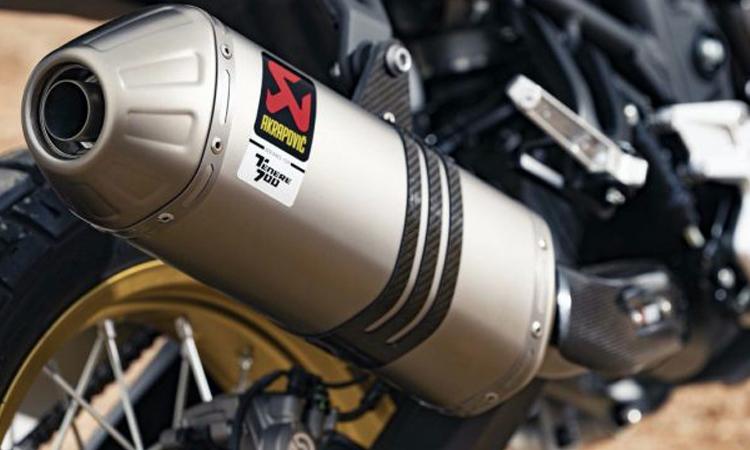 ท่อแต่ง Yamaha Tenere 700 Rally Edition