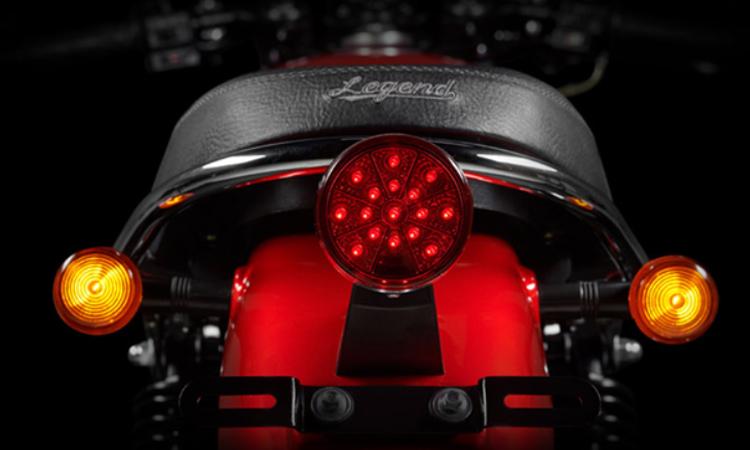 ไฟท้าย GPX Legend 250 Twin