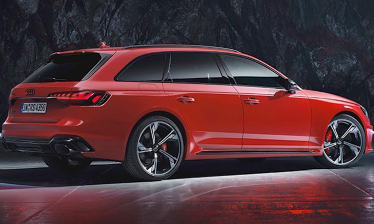 Audi Rs 4 Avant_2020-ด้านหลัง-1