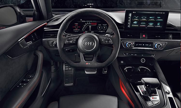 เปิดตัว New Audi RS 4 Avant quattro พร้อมจำหน่ายในไทย ราคา 5.899 ล้านบาท 1