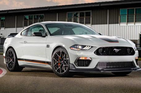 Ford เตรียมเปิดตัว Ford Mustang Mach 1 ปี 2021