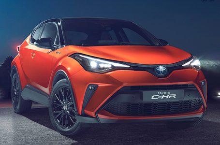 Toyota C-HR Minorchange ได้ยกเลิกเครื่องยนต์เบนซินเหลือแค่ Hybrid เท่านั้น