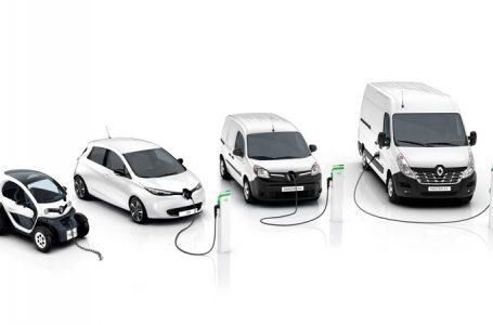 Renault รถยนต์ไฟฟ้าที่มียอดขายสูงที่สุด ของตลาดในยุโรป