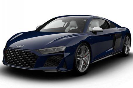 Audi R8 V10 Base Model ซุปเปอร์คาร์สุดเท่ ด้วยค่าตัวเริ่มที่ 5.9 ล้านบาท