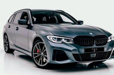BMW M340i xDrive Touring First Edition เพียง 340 คันทั่วโลก