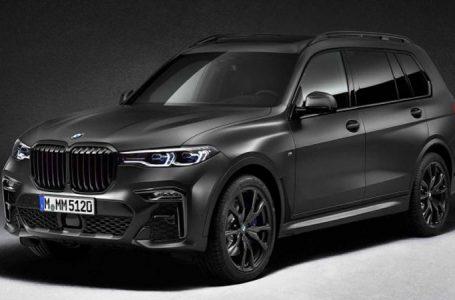 BMW อเมริกาเปิดตัว BMW X7 Dark Shadow Edition 2020