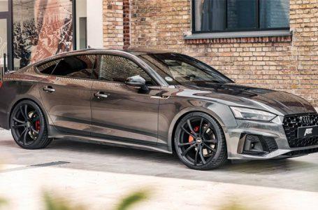 Audi A5 2020 เสริมหล่อด้วยชุดแต่งของ ABT