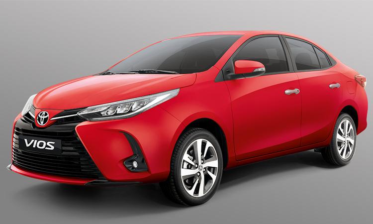 Toyota Vios ไมเนอร์เชนจ์ ที่ฟิลิปปินส์ แต่เป็น Yaris ATIV รุ่นใหม่ในบ้านเรา