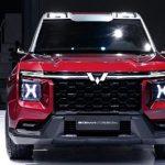Wuling Hong Guang X Concept เอสยูวีแกร่งขนาดใหญ่