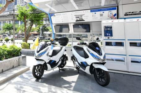 AP Honda เปิดตัว PCX Electric Ecosystem เต็มรูปแบบ