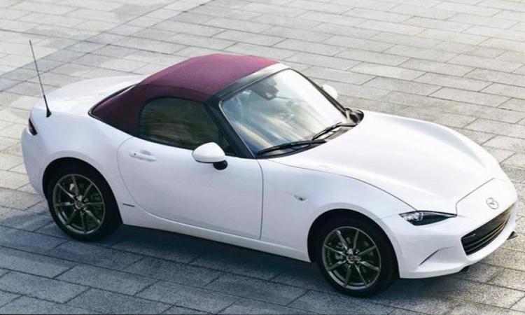 Mazda อเมริกาเปิดตัว Mazda MX-5 100th Anniversary
