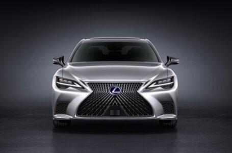 Lexus ญี่ปุ่นเปิดตัว Lexus LS รถซีดานเรือธงรุ่นปรับโฉมใหม่ที่โดดเด่นล้ำสมัย