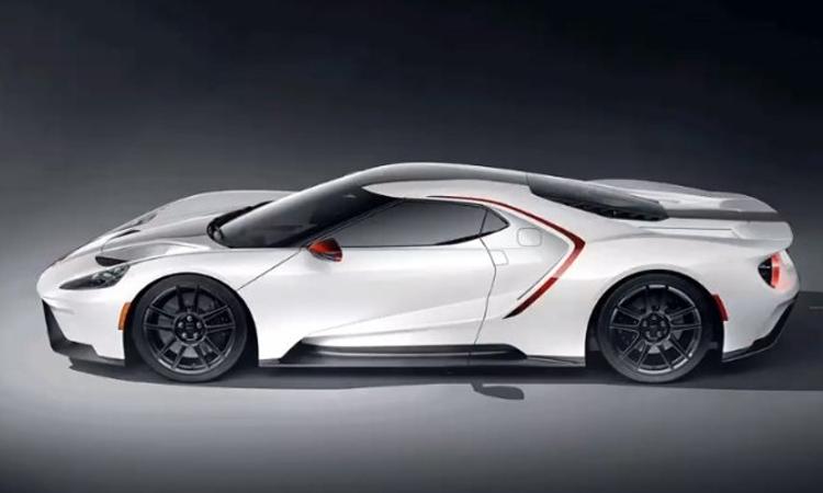 Ford GT 2021 ที่มีพละกำลังสูงถึง 660 แรงม้า