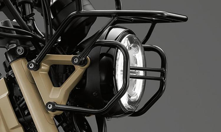 Honda CT125 กับชุดแต่งดีไซน์พิเศษ