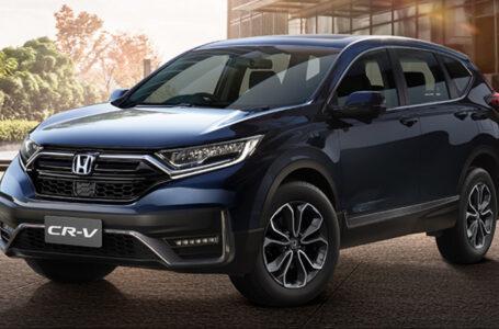 ราคา ตารางผ่อนดาวน์ Honda CR-V Minorchange (5 ที่นั่ง)